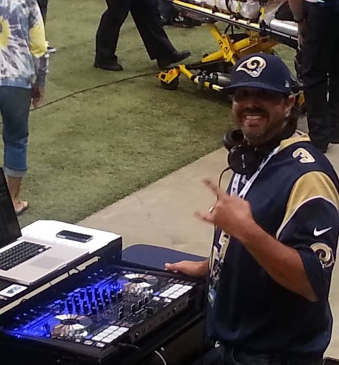 DJPru and the St Louis Rams 2013